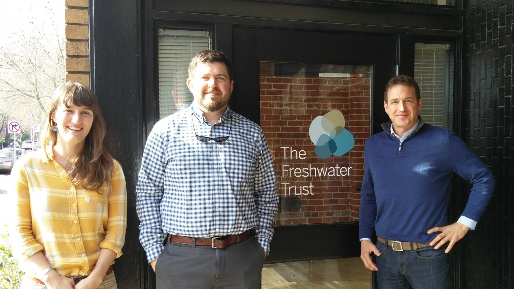 The Freshwater Trust opens first office in California