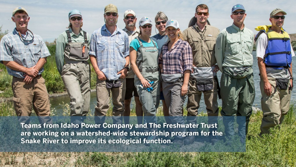Snake River Stewardship Program