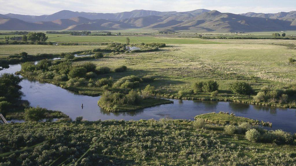 Middle Snake River Basin: A floodplain enhanced