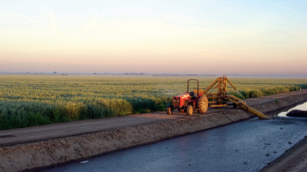 Sacramento-San Joaquin River Basin: Quantified approach applied to California