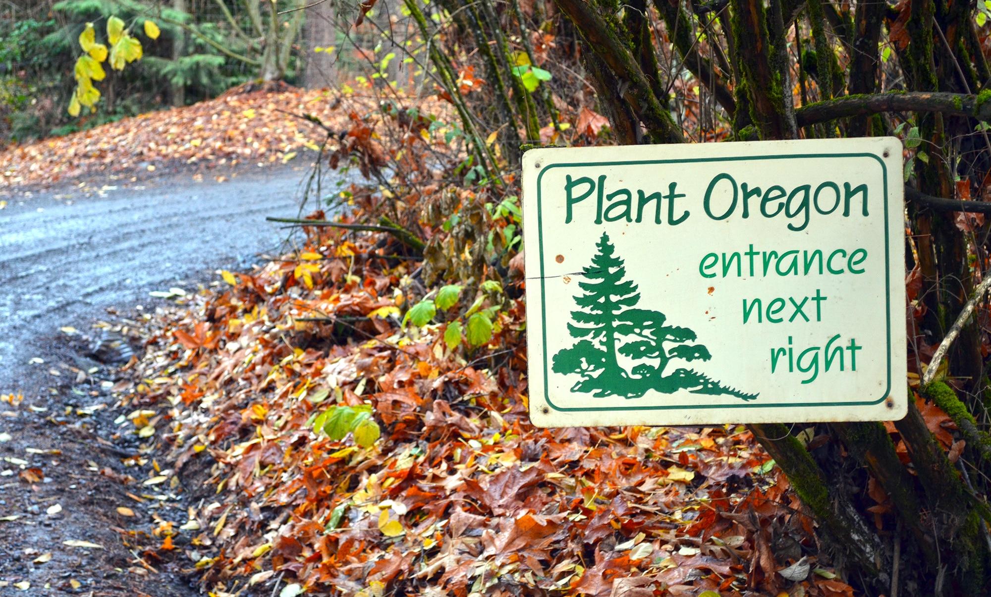 Plant Oregon
