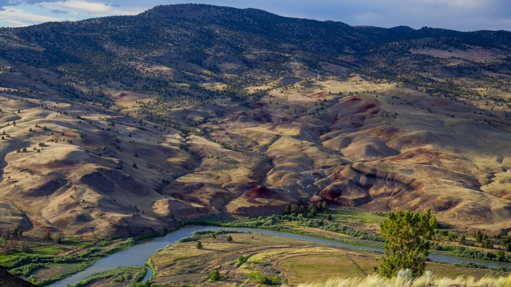 John Day River by BLM Oregon