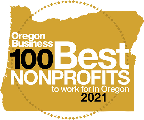 100 Best Nonprofits to work for in Oregon